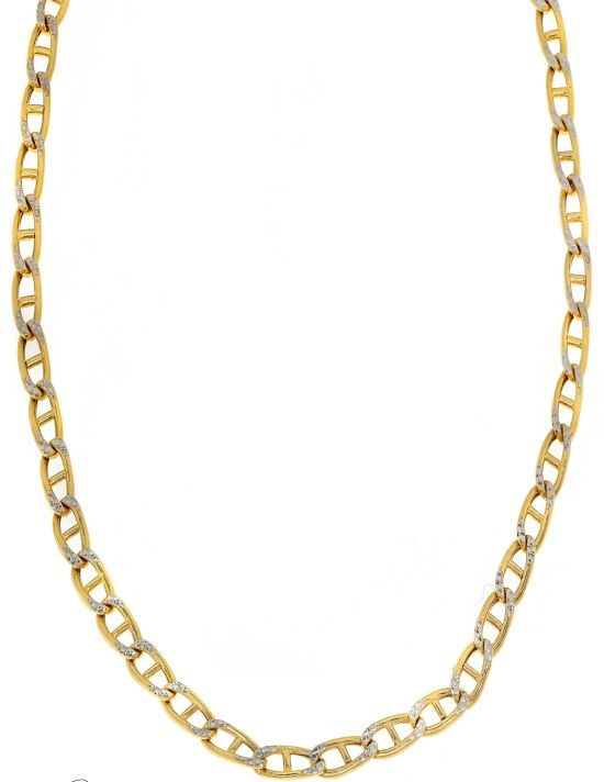 NGW836 - White Pave Necklace